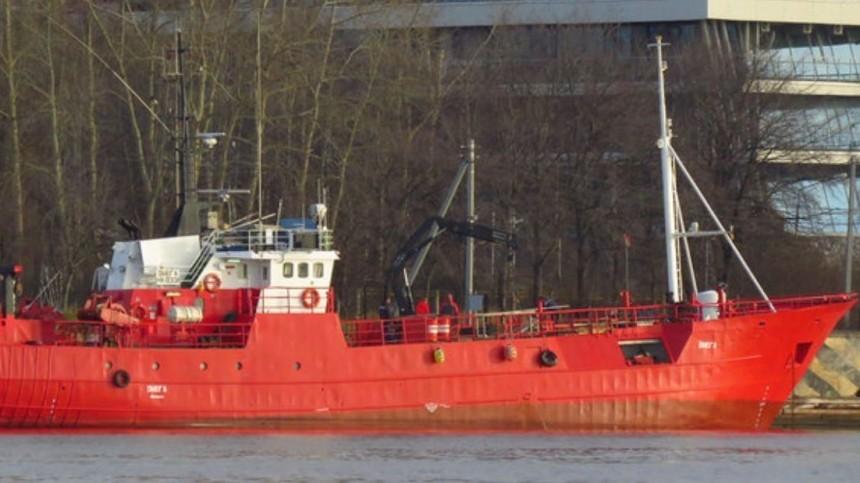 Список рыбаков, находившихся назатонувшем судне «Онега»