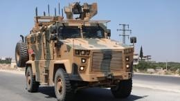 Российские военные провели учения для сирийских коллег рядом слинией фронта