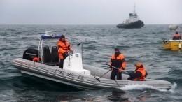 Хронология трагедии: спасатели ищут членов экипажа затонувшего судна «Онега»