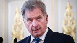 Президенты РФиФинляндии договорились укреплять экономическое партнерство