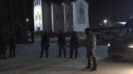 Силовики проводят обыски взахваченном Среднеуральском монастыре— видео
