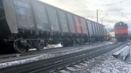 Из-за схода вагонов вЗабайкалье пассажирские поезда опаздывают начетыре часа
