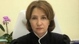 «Золотая судья» Елена Хахалева нетеряет надежды вернуть себе должность