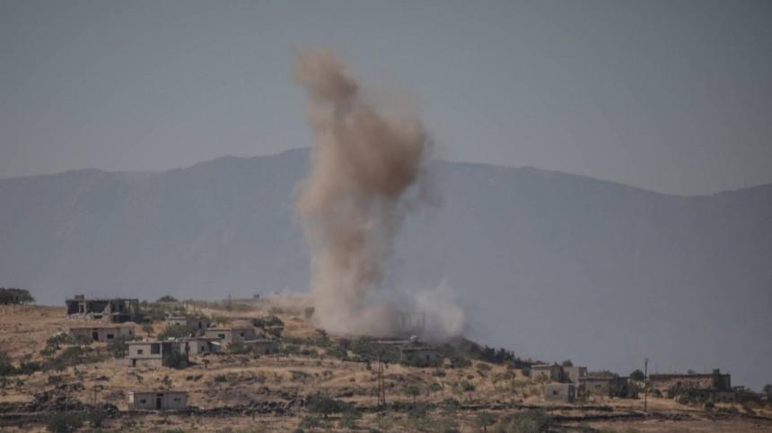 Трое российских военных получили ранения при обстреле вСирии