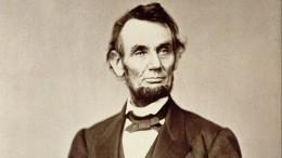 ВБостоне снесли памятник Аврааму Линкольну