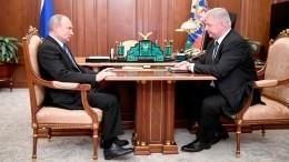 Путин пообещал рассмотреть вопрос обиндексации пенсий работающим пенсионерам