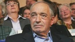 «Онугасал»: пасынок Валентина Гафта рассказал правду осмерти актера