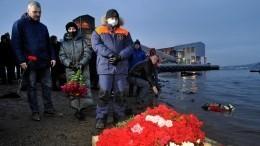 ВБаренцевом море завершены поиски рыбаков сзатонувшего траулера «Онега»