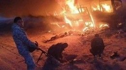 Врезультате подрыва автобуса вСирии погибли 28 человек