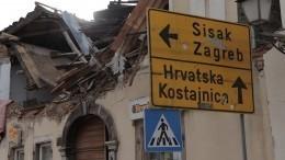 Футболист «Зенита» предложил пострадавшим отземлетрясения вХорватии свой отель