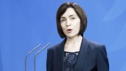 Президент Молдавии назвала условие для визита вРоссию