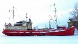 Поиски рыбаков сзатонувшего траулера «Онега» продолжаются