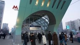 Сцепились вклубок: московская полиция разняла жестокую драку вметро