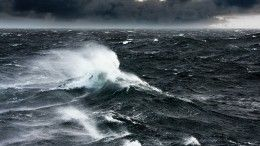 ВНовый год наКамчатке объявили штормовое предупреждение