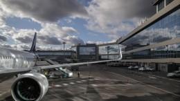 Обе взлетно-посадочные полосы в«Домодедово» возобновили работу