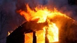 Шесть человек сгорели вчудовищном пожаре вЧувашии