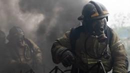 Жилой дом загорелся рядом сМосковским вокзалом вПетербурге— есть погибший