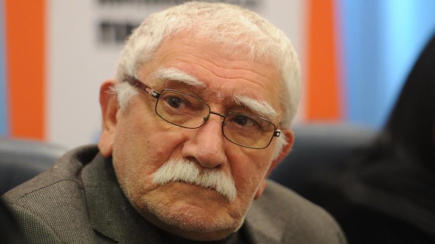 Врач Джигарханяна прокомментировал слухи опоследних днях актера