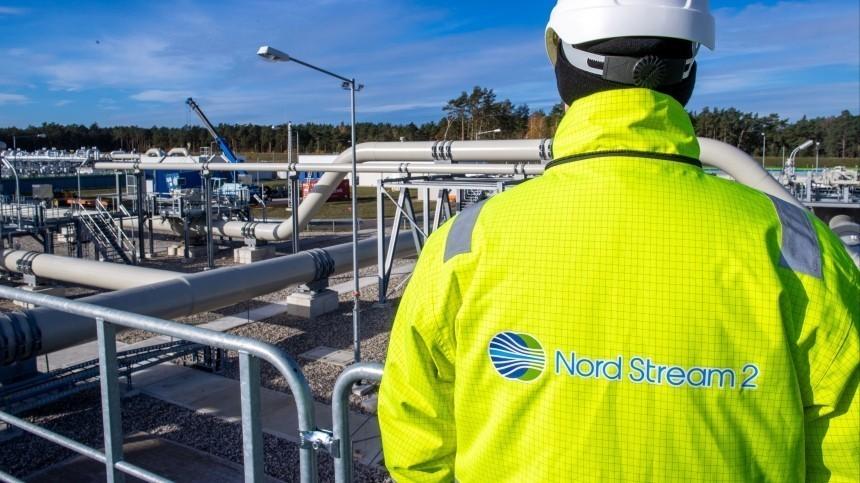 ВНорвегии отказались сертифицировать «Северный поток— 2»