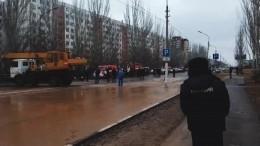 Четыре человека серьезно обварились вкипятке при порыве трубы под Волгоградом