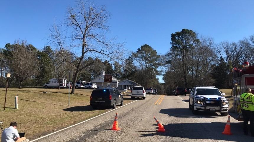 Один человек погиб иеще двое пострадали врезультате стрельбы вцеркви США