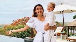 «Сейчас приду, мам»— Тодоренко поразилась смышлености своего сына