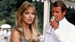 Умерла «девушка Бонда»— актриса Таня Робертс