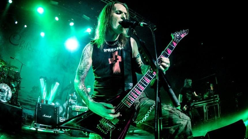 Умер основатель рок-группы Children of Bodom Алекси Лайхо