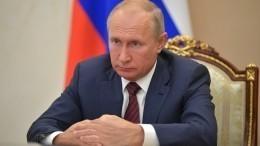 Путин утвердил порядок действий властей попредупреждению ЧСиз-за инфекций