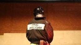 Взрослый иребенок погибли врезультате пожара наюге Москвы