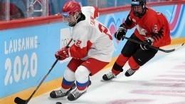 Хоккеисты сборной Канады разгромили россиян вполуфинале МЧМ