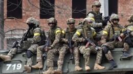 Армия Украины перешла насистему воинских званий НАТО