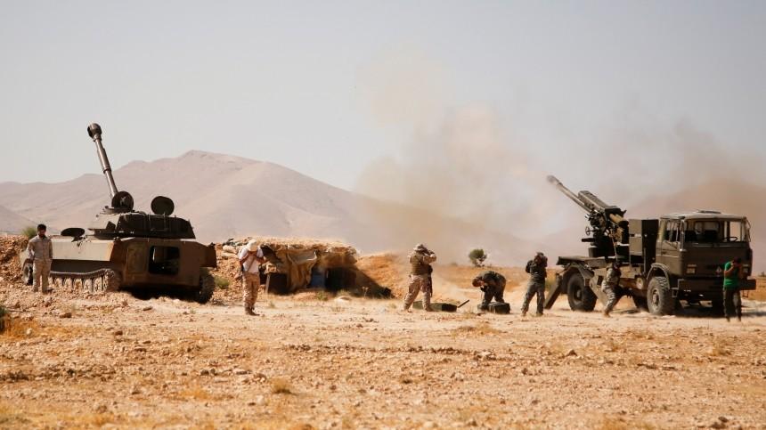Путин заявил обугрозе сподконтрольных боевикам территорий вСирии