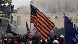 ВВашингтоне эвакуировали штаб Демократической партии США