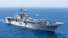 ВМС США планируют патрулировать берега российской Арктики