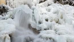 Появились подробности отургруппе, попавшей под ледяной обвал наКамчатке
