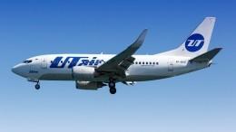 Самолет рейса Новосибирск–Сургут вернулся ваэропорт вылета из-за отказа двигателя