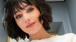 Кристина Асмус оправдалась за«старческий образ» надне рождения дочери