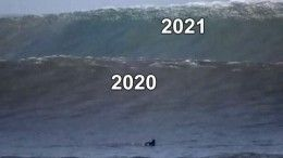 Начало 2021 года породило новые мемы всети