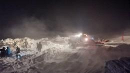 «Домик раскидало повсей горе»: Очевидец осходе лавины под Красноярском