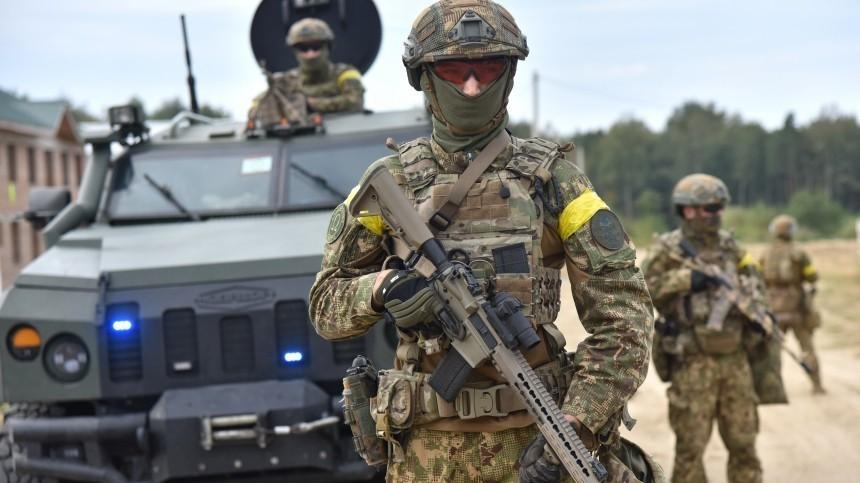 Time назвал Украину рассадником международного экстремизма