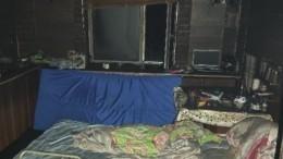 Появились фото изнутри нелегального дома престарелых, где погибли 7 человек