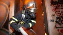 Сосед рассказал, как начался пожар внелегальном пансионате под Тюменью