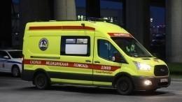 Трехлетний ребенок имужчина пострадали при взрыве газового баллона вЛенобласти