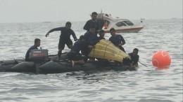 Названа возможная причина крушения индонезийского Boeing вЯванском море