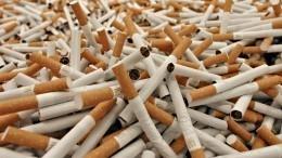 ВРоссии могут утвердить новые требования ксигаретам