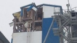 ВНовосибирске обрушились два этажа производственного здания