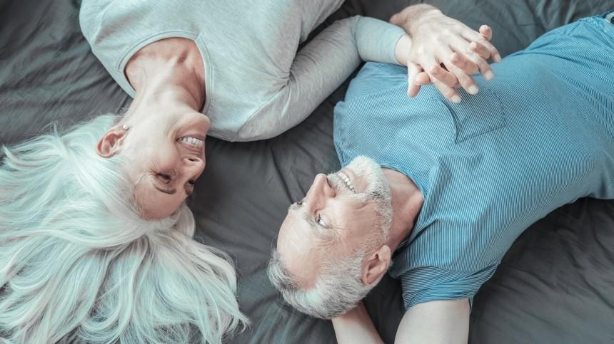 Почему прожившие многие годы вместе супруги похожи друг надруга?