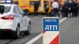 Пять человек пострадали вДТП смашиной скорой помощи вТуле