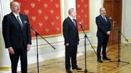 «Успех российской дипломатии»: политолог обитогах переговоров Путина, Пашиняна иАлиева